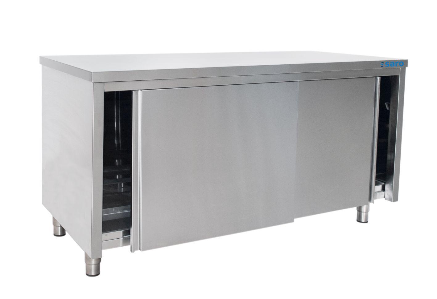 Stainless Steel Cabinet Sliding Door