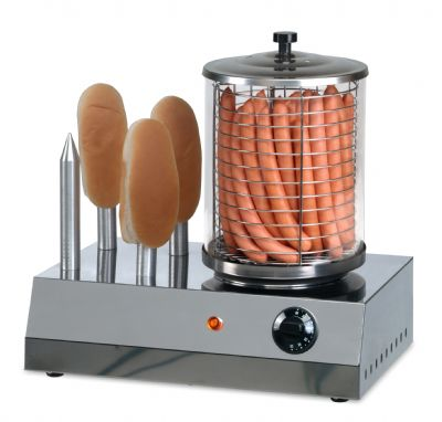 hot dog cooker warmer model cs 400 saro. Black Bedroom Furniture Sets. Home Design Ideas