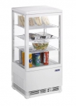 Mini Refrigerated Showcase Ventilated Cooling Mode