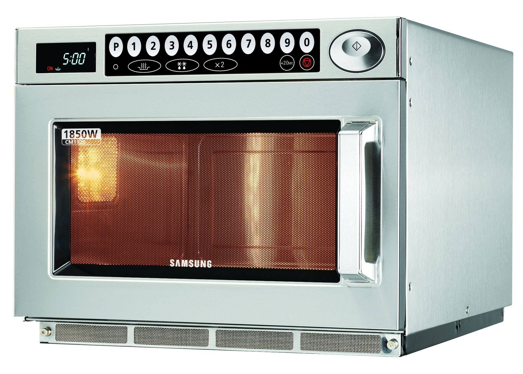 Microwave Oven Samsung Model Cm1929a Saro