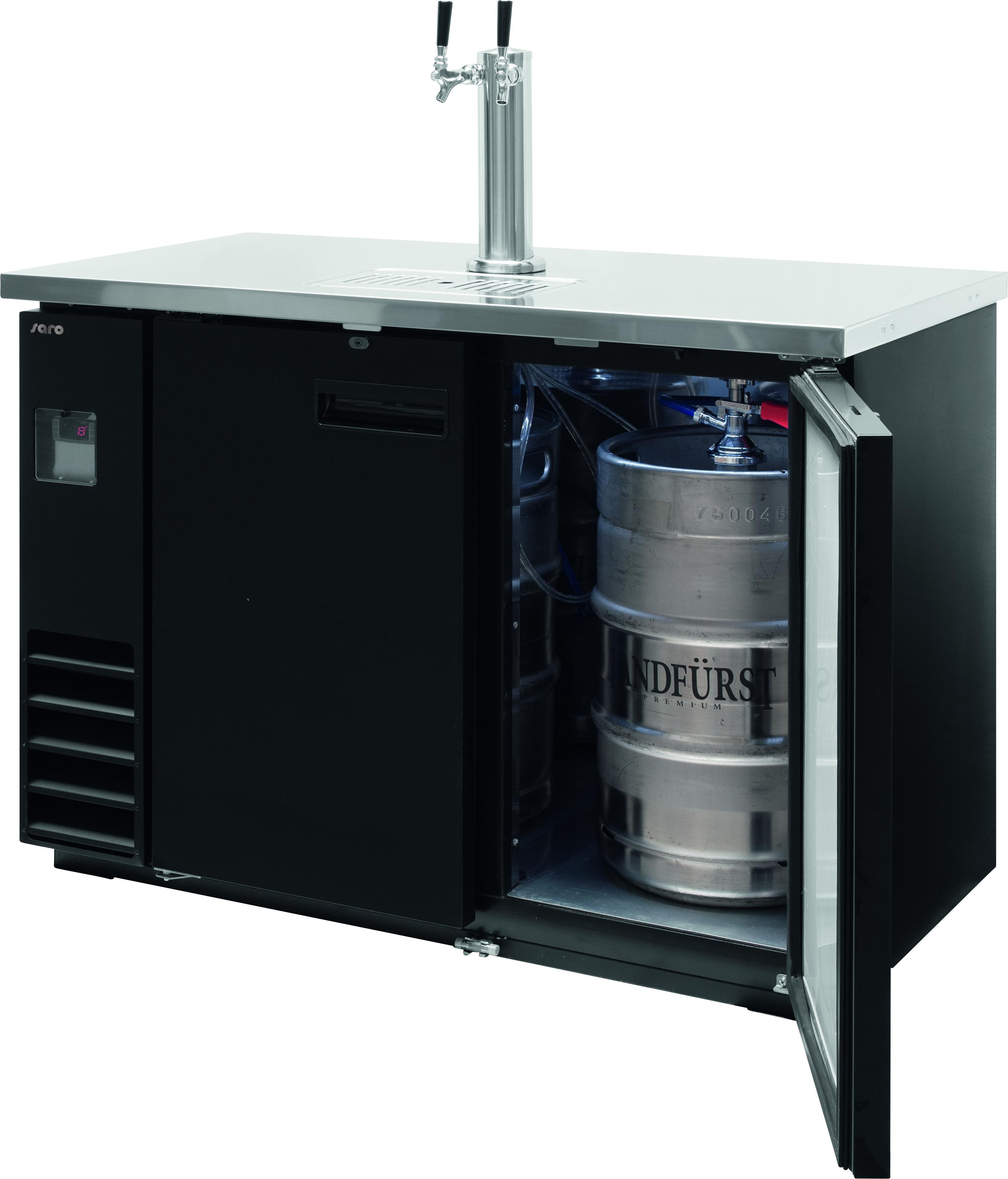 Ventilated Draft Beer Dispenser Model Za 48 Saro