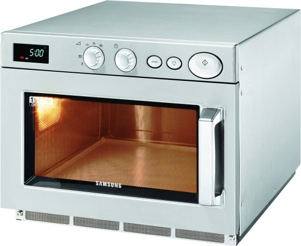 Microwave Oven Samsung Model Cm 1519 A