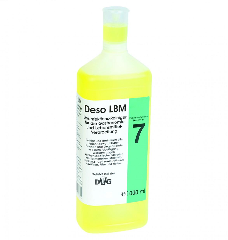 Deso LBM Desinfektions-Reiniger Nr. 7