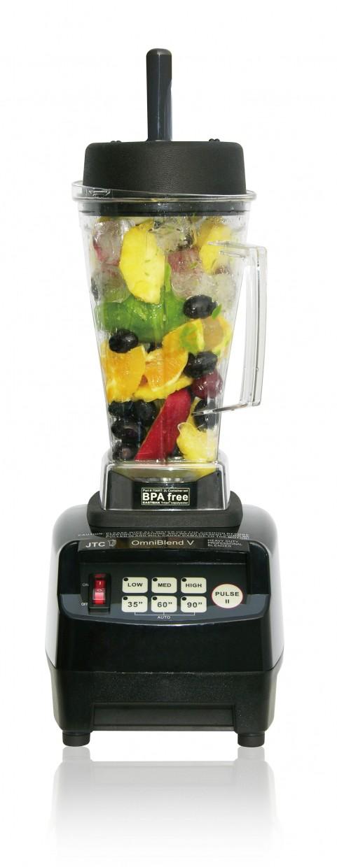 JTC OMNIBLEND V Mixer TM-800 2 l schwarz
