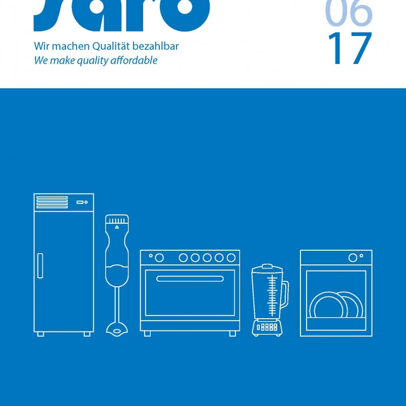 Saro Catalogue Nr. 34